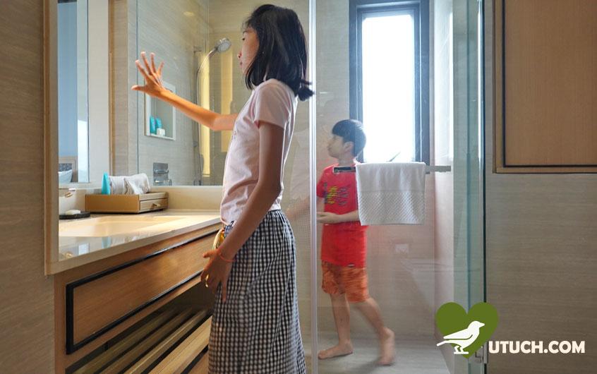 ห้องน้ำสะอาด ปราศจากกลิ่น